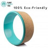 Eco Cork Yoga Wheel 6