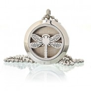 Diffuser Necklace - Dragonfly 25mm (04) 3