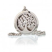 Diffuser Necklace - Tree of Life 30mm (08) 4
