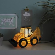 Digger Lamp 1