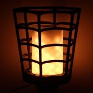 Digital LED Flame Torch 2