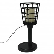 Digital LED Flame Torch 3