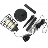 Digital LED Flame Torch 4