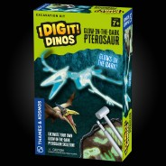 I Dig It Glow in the Dark Dinos Pterosaur 2