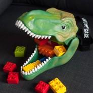 Dinosaur Lunch Box and Storage Case 3