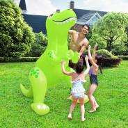 Giant Inflatable Dinosaur Sprinkler 1