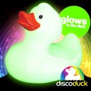 Light Up Bath Duck - Disco Duck 3