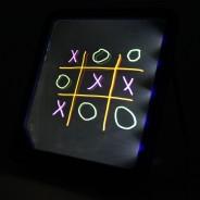 Neon Glow Light Up Doodle Pad 2