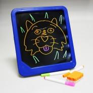 Neon Glow Light Up Doodle Pad 3
