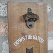 Down The Hatch Bottle Opener 3