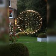 Black LED Sphere 3
