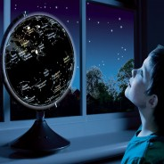 Earth And Constellation Globe  1