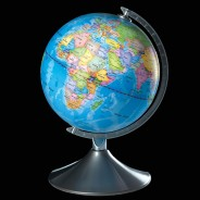 Earth And Constellation Globe  3
