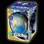 Earth And Constellation Globe  5