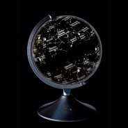 Earth And Constellation Globe  4