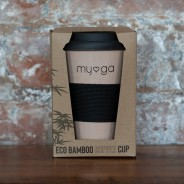Eco Bamboo Travel Coffee Mug 2
