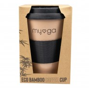 Eco Bamboo Travel Coffee Mug 8