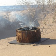 Eco Grill XL - Natural BBQ Fire Pit 5