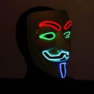 El Wire Mens Mask 2