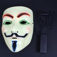 El Wire Mens Mask 6