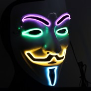 El Wire Mens Mask 4