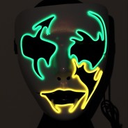 El Wire Ladies Face Mask 2 Vamp!