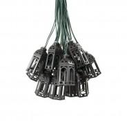 Elan Solar Moroccan Lantern Fairy Lights 2