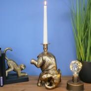 Elephant Candle Holder 1
