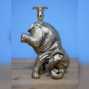 Elephant Candle Holder 2