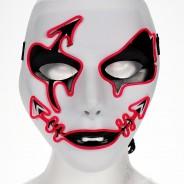 El Wire Ladies Mask 9 Spooky Siren