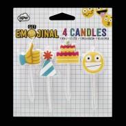 Emoji Birthday Candles 1