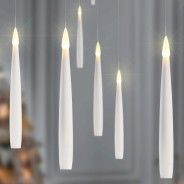 Enchanted Floating Candles (10 pack) 1