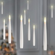 Enchanted Floating Candles (10 pack) 2