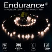 Endurance Solar 100 Fairy Lights 1