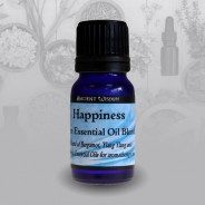Essential Oil Blends 6 Happiness