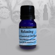 Essential Oil Blends 3 Relaxing