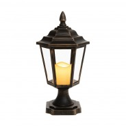Eternal Flame Traditional Lantern 1
