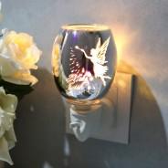 Fairy 3D Plug in Oil/Wax Melt Warmer 2