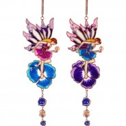 Fairy & Flower Wind Chime 2