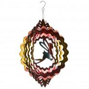 Fairy Rainbow Wind Spinner 3