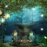 Fairy Tale Projector and Night Light 9