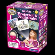 Fairy Tale Projector and Night Light 2