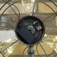 Battery Operated Fan Lamp 3