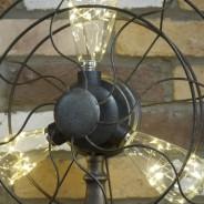 Battery Operated Fan Lamp 2