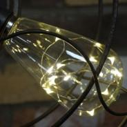 Battery Operated Fan Lamp 4