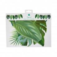 Fiesta Palm Leaf Garland 4
