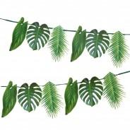 Fiesta Palm Leaf Garland 1
