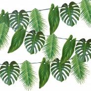 Fiesta Palm Leaf Garland 2
