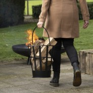 Fire Basket with Handle FF46 3