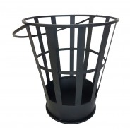 Fire Basket with Handle FF46 4